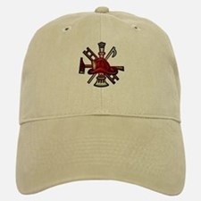 Firefighter/Rescue Tools Baseball Baseball Cap