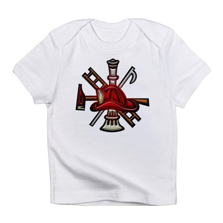 Firefighter/Rescue Tools Infant T-Shirt