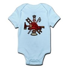 Firefighter/Rescue Tools Infant Bodysuit
