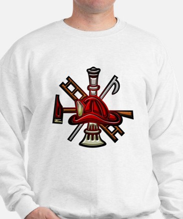 Firefighter/Rescue Tools Sweater