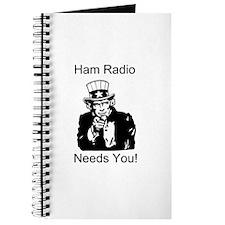 Ham Radio Needs You! Journal