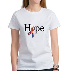 Autism HOPE Ribbon Tee