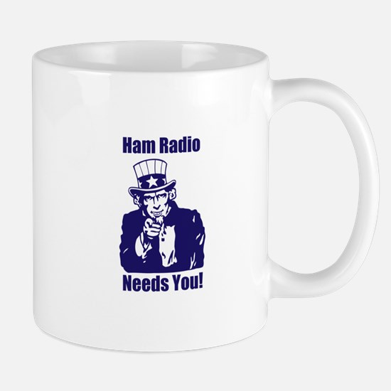 Ham Radio Needs You! Mug