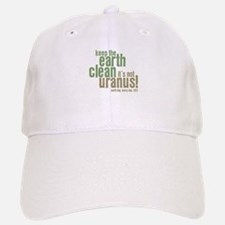 Earth Day - Keep the Earth clean Baseball Baseball Cap
