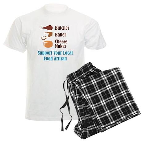 Food Artisan Men's Light Pajamas