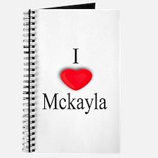 Mckayla Journal