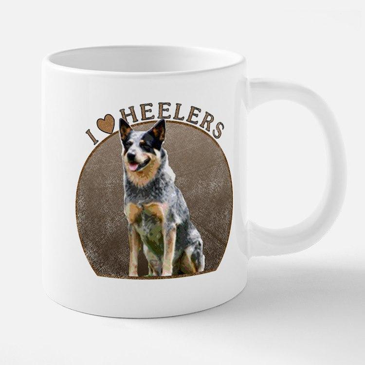blueheeler.png 20 oz Ceramic Mega Mug