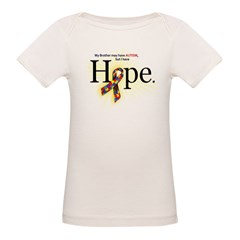 Autism HOPE Ribbon (Brother) Tee