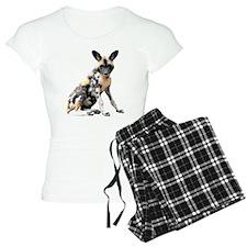 Painted Puppy Pajamas