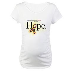 Autism HOPE Ribbon (Students) Shirt