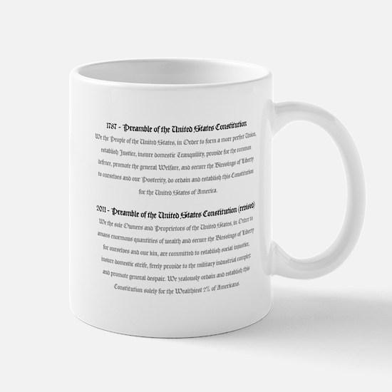 Preamble Revised Mug