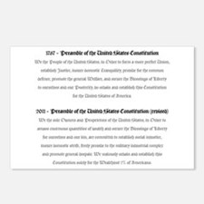 Preamble Revised Postcards (Package of 8)