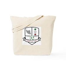 Futbol de Perse (french) Tote Bag