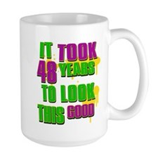 It took 48 years to look this good Mug