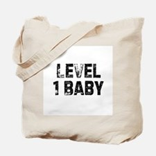 Level 1 Baby Tote Bag
