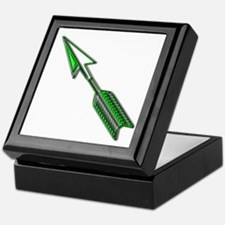"""Green Arrow"" Keepsake Box"