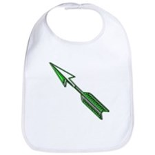 """Green Arrow"" Bib"