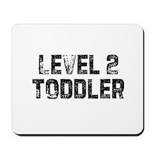 Level 2 Toddler Mousepad