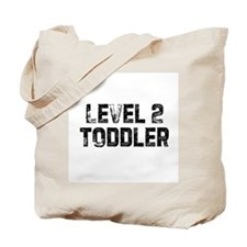 Level 2 Toddler Tote Bag