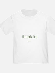 thankful T