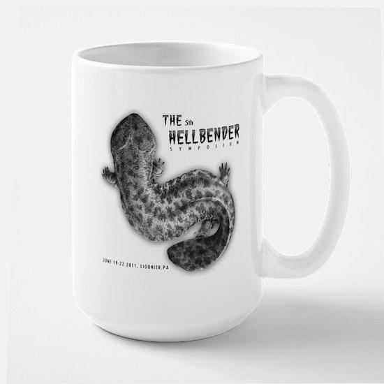 5th Hellbender Symposium Large Mug