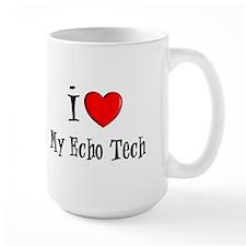 Cardiac Echo Tech Mug