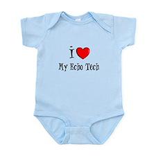 Cardiac Echo Tech Infant Bodysuit