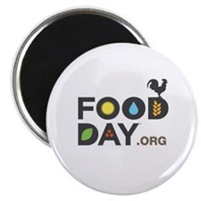 "Food Day 2.25"" Magnet (100 pack)"