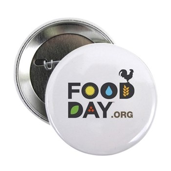 """Food Day 2.25"""" Button"""