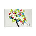 Cardiac Echo Tech Rectangle Magnet (100 pack)