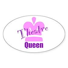Theatre Queen Decal