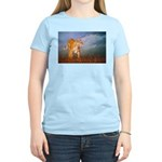 Animal (Front) Women's Light T-Shirt