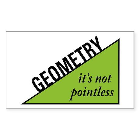 Geometry Sticker (Rectangle 50 pk)