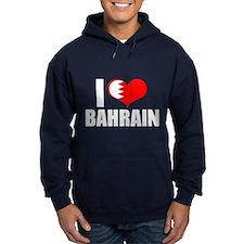 I Heart Bahrain Hoodie