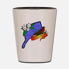 Connecticut Shot Glass