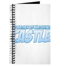 I'd Rather Be Watching Castle Journal