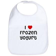I * Frozen Yogurt Bib