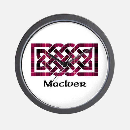 Knot - MacIver Wall Clock