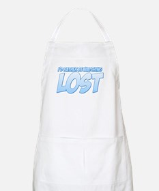 I'd Rather Be Watching Lost Apron