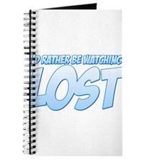 I'd Rather Be Watching Lost Journal