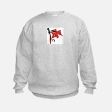 Cute Trini flag Sweatshirt