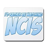Ncis Classic Mousepad