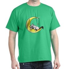 Ragdoll Kitty Lunar Love T-Shirt