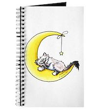 Ragdoll Kitty Lunar Love Journal