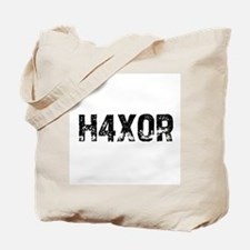 H4X0R Tote Bag