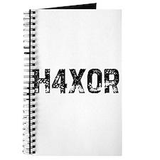 H4X0R Journal
