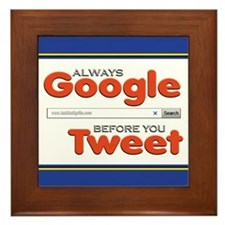 Google... Framed Tile