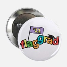 "Color Guard Grad 2.25"" Button"