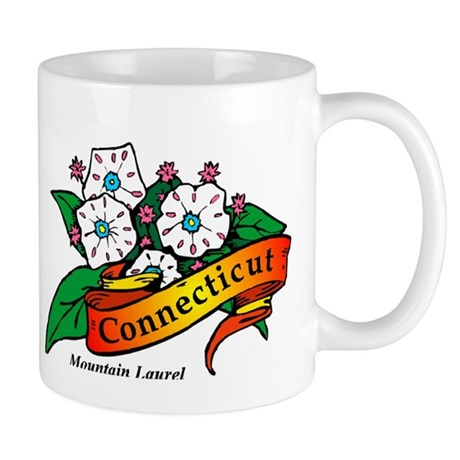 Connecticut (2) Mugs