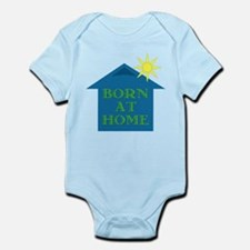 Birth in the HOUSE! - Infant Bodysuit